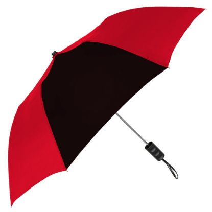 "Spectrum Imprinted Logo Umbrella 42"" -Budget Saver"