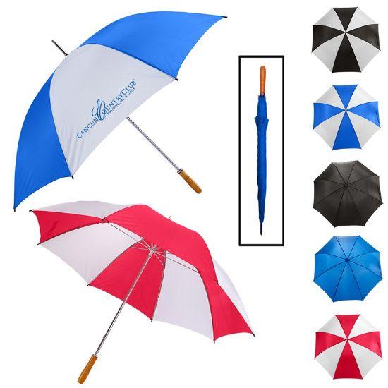 Jumbo Golf Umbrella With Logo